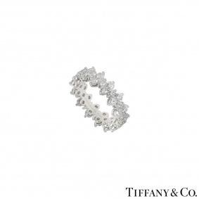 Tiffany & Co. Aria Full Diamond Eternity Ring